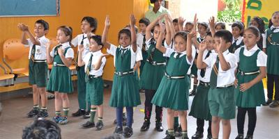 Pre-primary class promotion